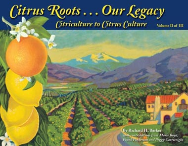 Citrus Roots Our Legacy Citriculture to Citrus Culture