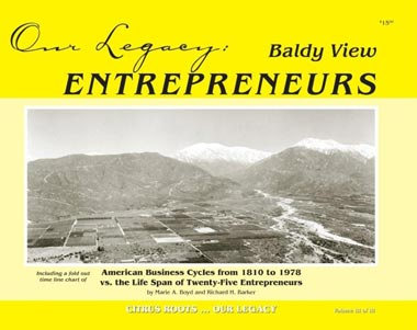 Our Legacy Baldy View Entrepreneurs